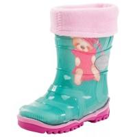 Непромокаемая детская обувь для весны