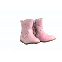 Сапоги Антилопа розовые
