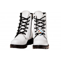 Ботинки белые BEGI B18