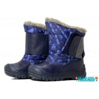Сапоги Фома зимние синие