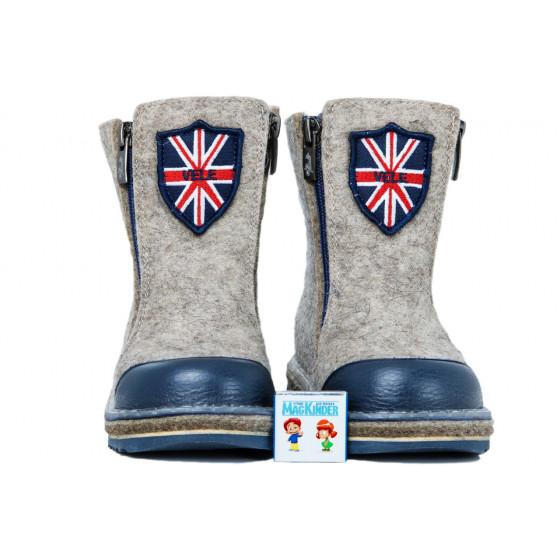 "Унтоваленки Фома, герб ""Vele"" Великобритания"