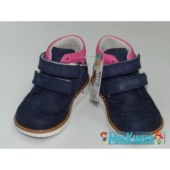 Ботинки Woopy на флисе